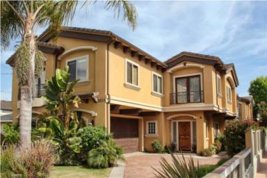 The redondo beach townhouse guy ellis posner real estate for Townhouse for sale in manhattan