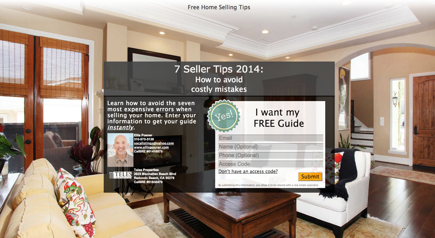 Selling Your Home in Redondo Beach CA: Read these 7 Seller Tips