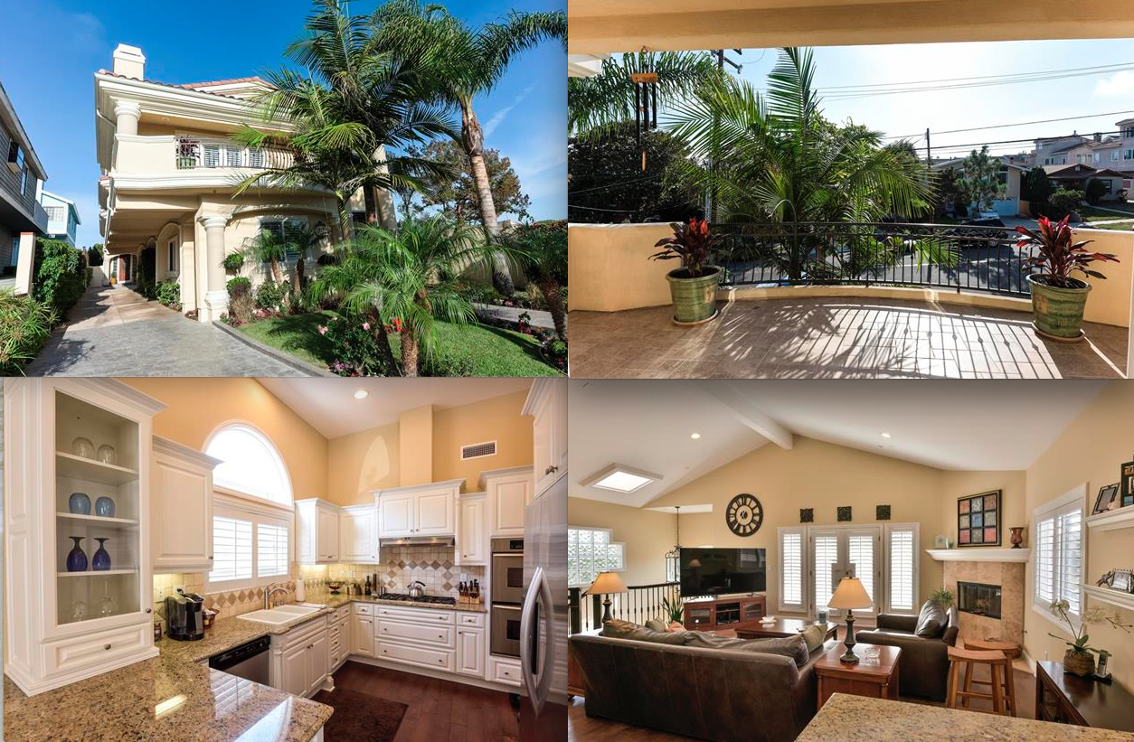South Redondo Beach Detached Townhomes for Sale