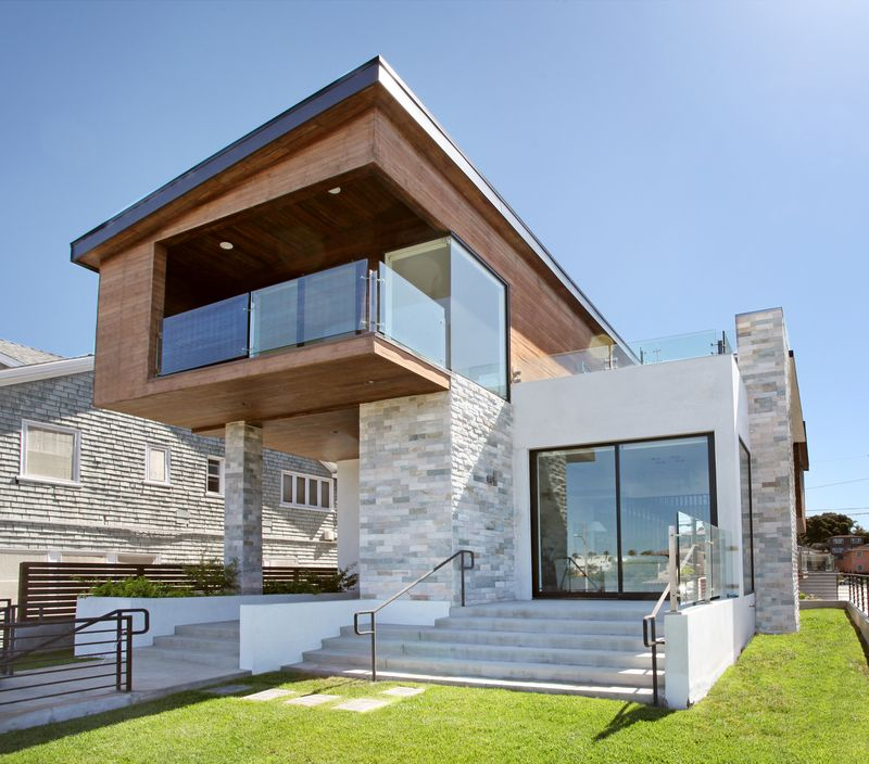 Architectural ocean view redondo beach house for sale for Architectural homes for sale