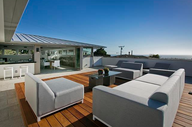Homes for Sale Hermosa Beach CA with roof deck