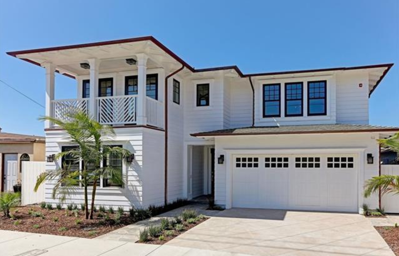 535 Hollowell New Construction Hermosa Beach CA