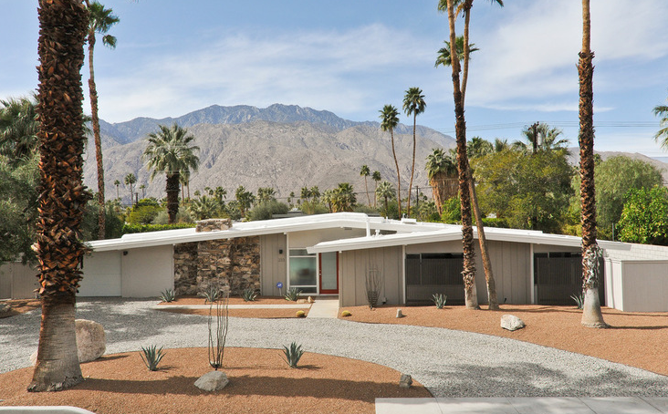 Palm Springs Beach House The Best Beaches In World