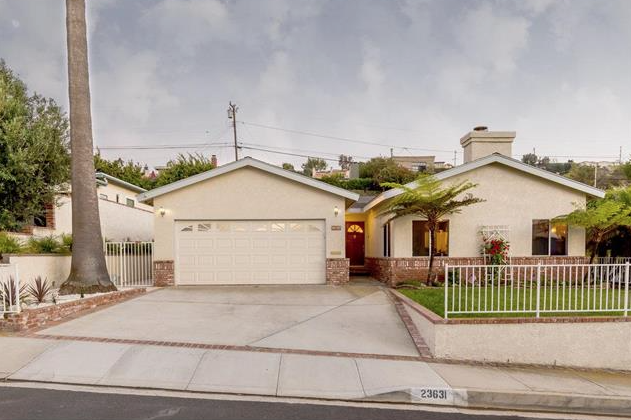 Remodeled Hollywood Riviera house for sale