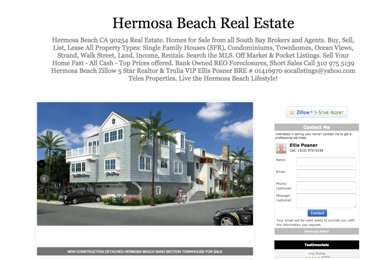 Hermosa Beach Real Estate