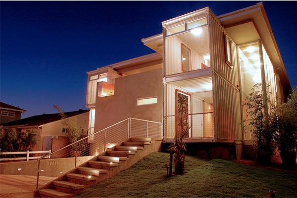 shipping container homes come to redondo beach - redondo beach