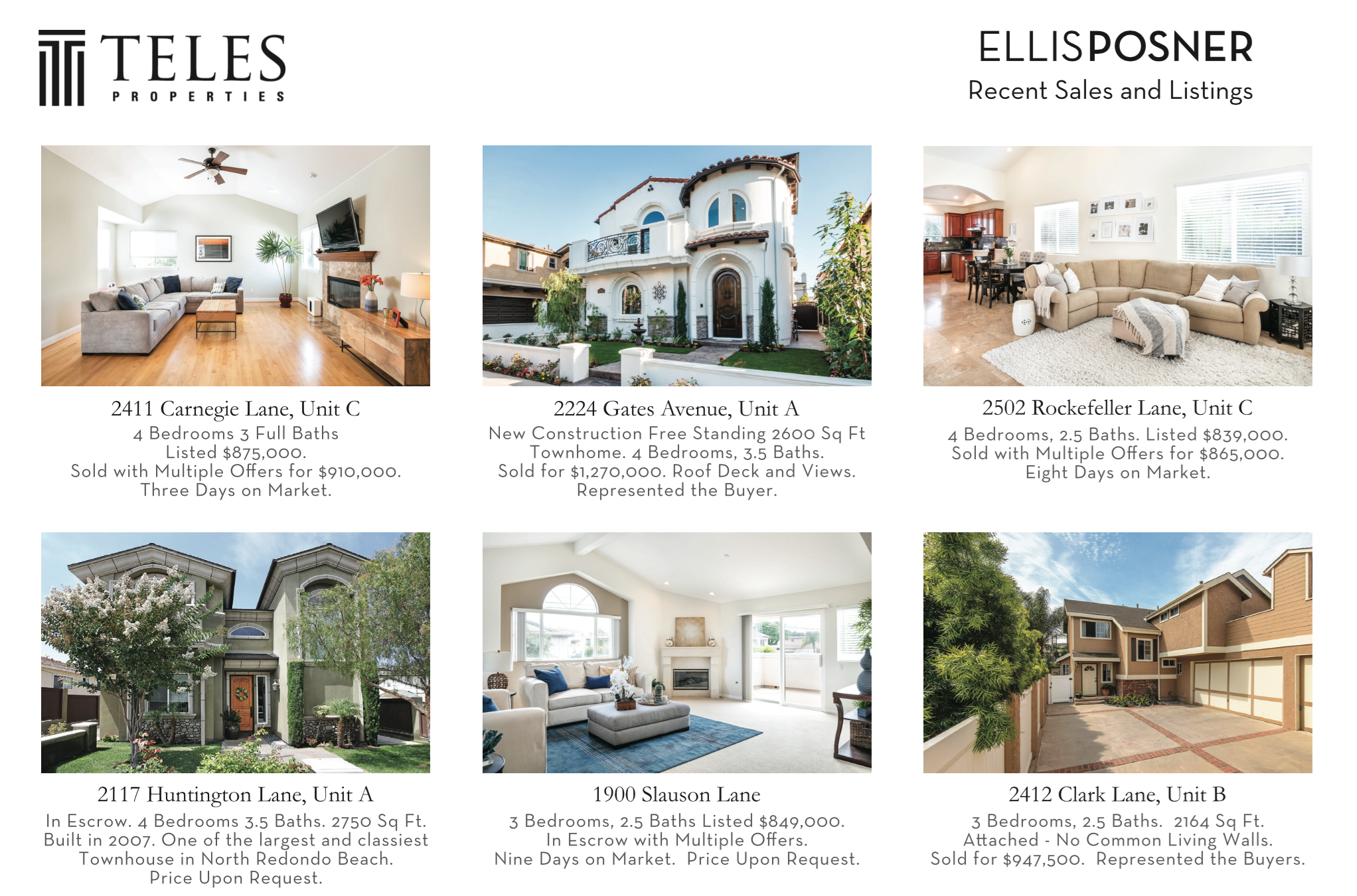 Best Redondo Beach Realtor Ellis Posner