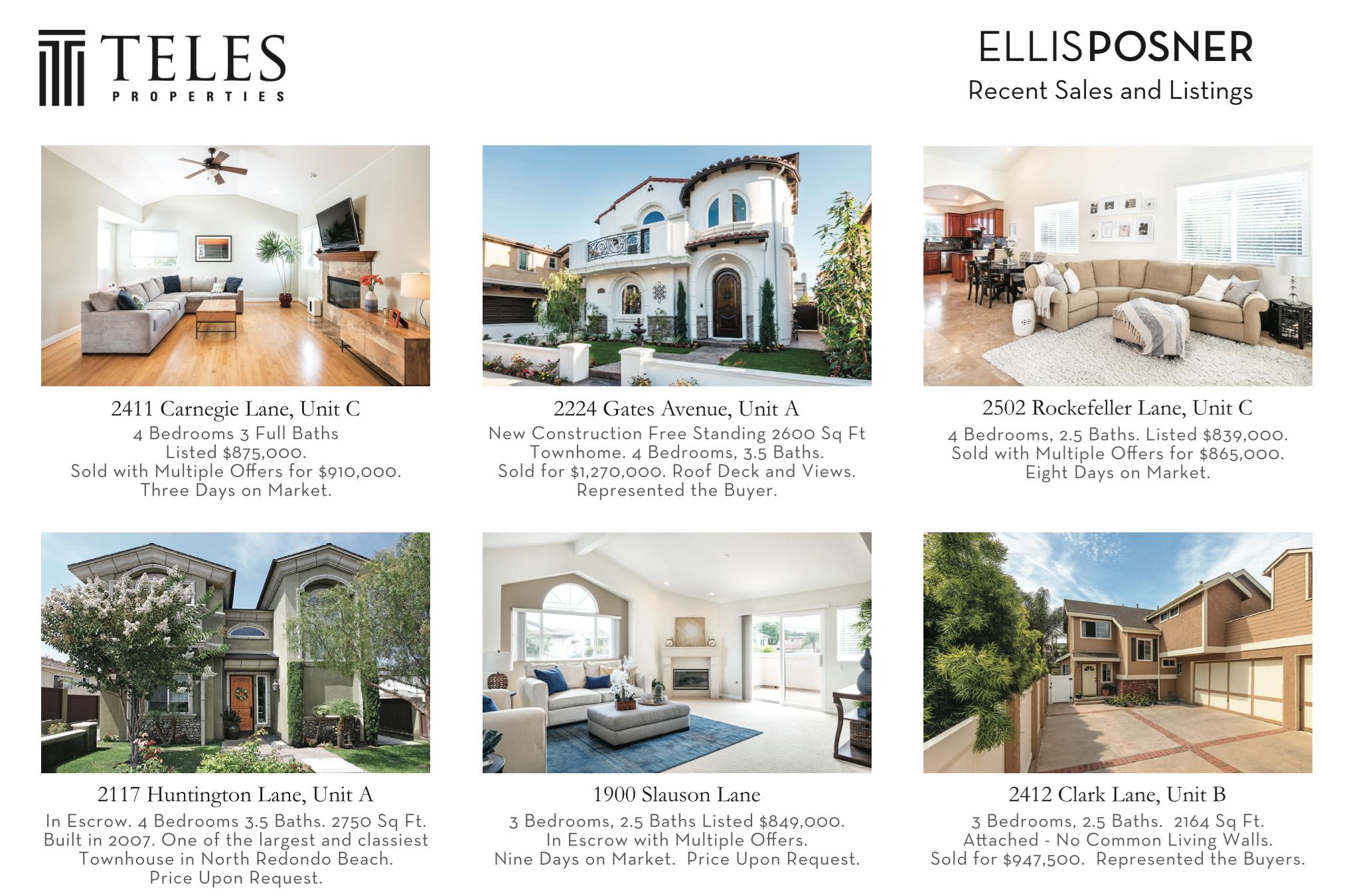 Best Redondo Beach Realtor Ellis Posner